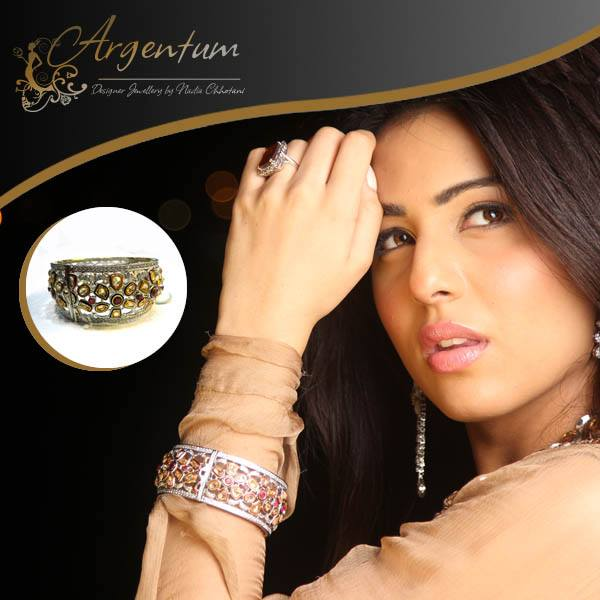 Argentum latest Jewellery Designs for Women by Nadia Chhotani 2014-2015 (13)
