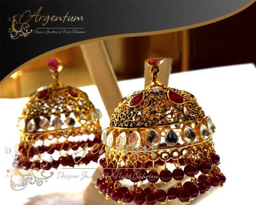 Argentum latest Jewellery Designs for Women by Nadia Chhotani 2014-2015 (16)