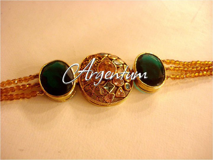 Argentum latest Jewellery Designs for Women by Nadia Chhotani 2014-2015 (2)