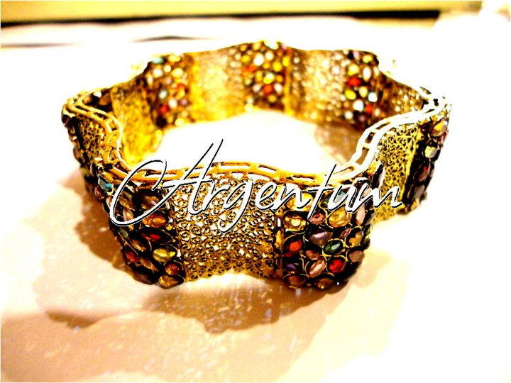 Argentum latest Jewellery Designs for Women by Nadia Chhotani 2014-2015 (6)