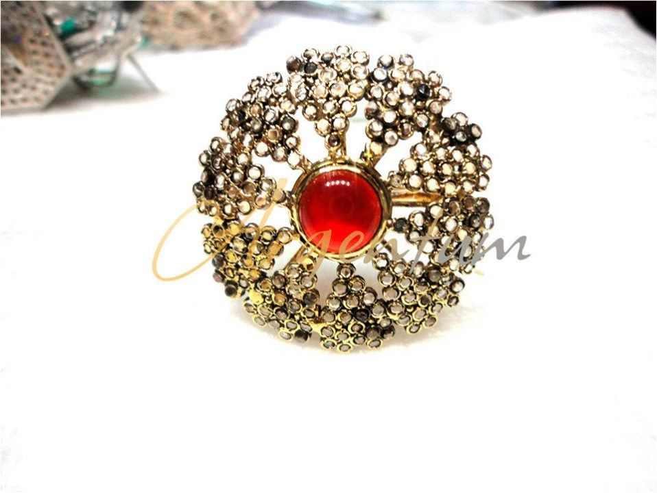 Argentum latest Jewellery Designs for Women by Nadia Chhotani 2014-2015 (7)