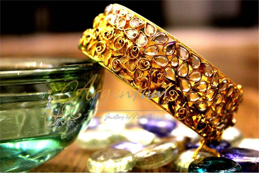 Argentum latest Jewellery Designs for Women by Nadia Chhotani 2014-2015 (8)