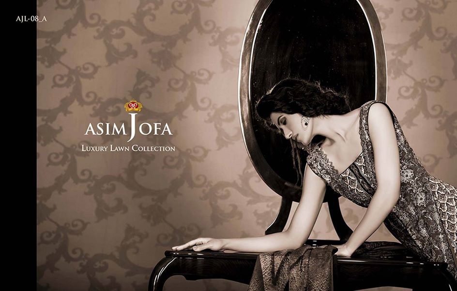 Asim Jofa Luxury Embroidered Lawn Formal dress Summer Collection 2014-2015 (14)