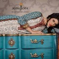 Asim Jofa Luxury Formal embroidered Lawn Collection for women 2014-2015 (4)
