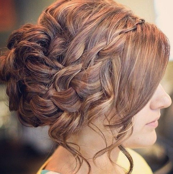 Best Wedding Hairstyles, updos and braids for women 2014-2015 (7)