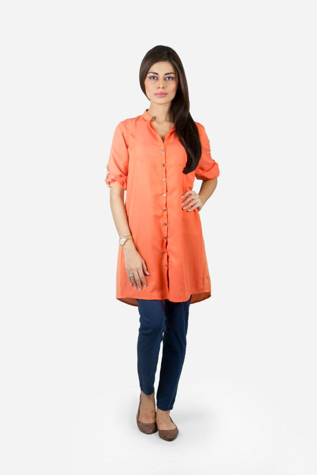 New Summer Colorful Jeans and Tops/Shirts For Women | Pret Western Wear Collection by Khaadi
