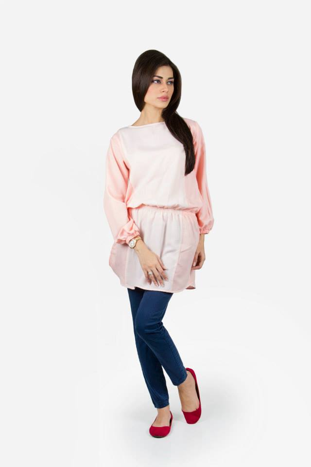 New Summer Colorful Jeans and Tops/Shirts For Women | Pret ...