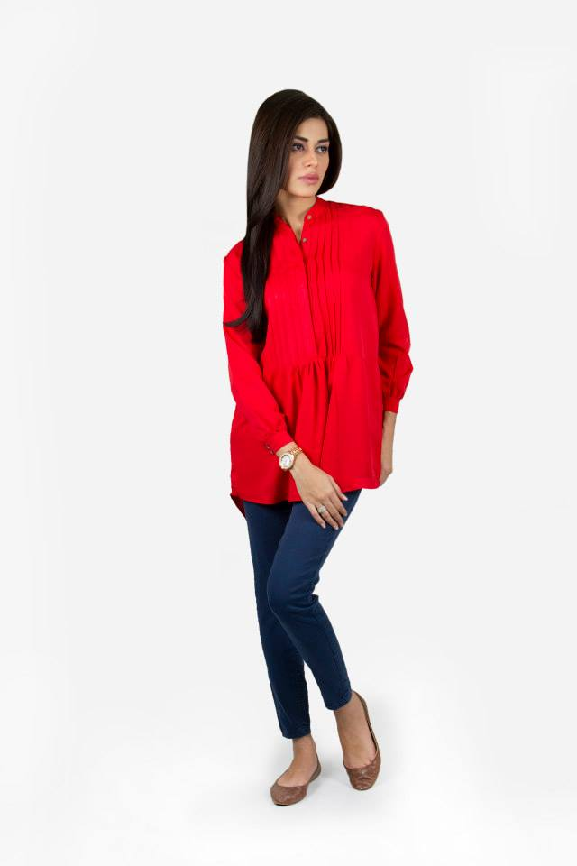 New Summer Colorful Jeans and Tops/Shirts For Women | Pret Western ...