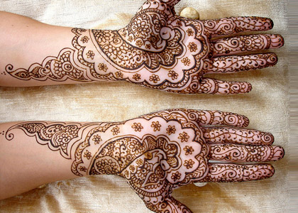 Latest Best and Beautiful mehndi designs for hands-feet for women 2014-2015 (6)