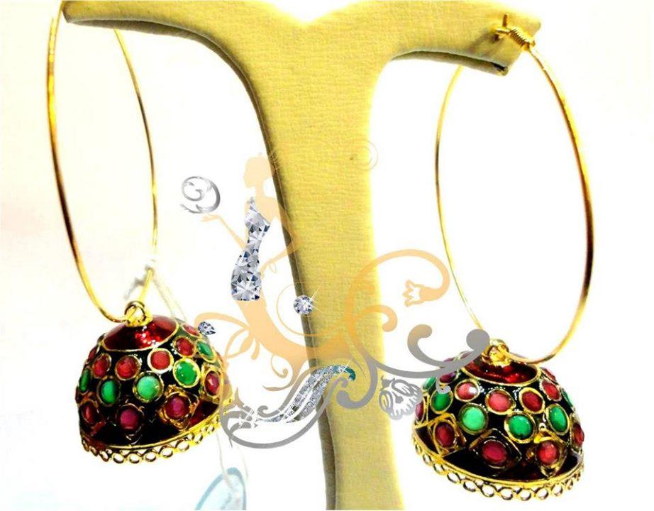 Latest Designer Jewellery by Nadia Chhotani- Latest bridal jewellery designs 2014-2015 (5)