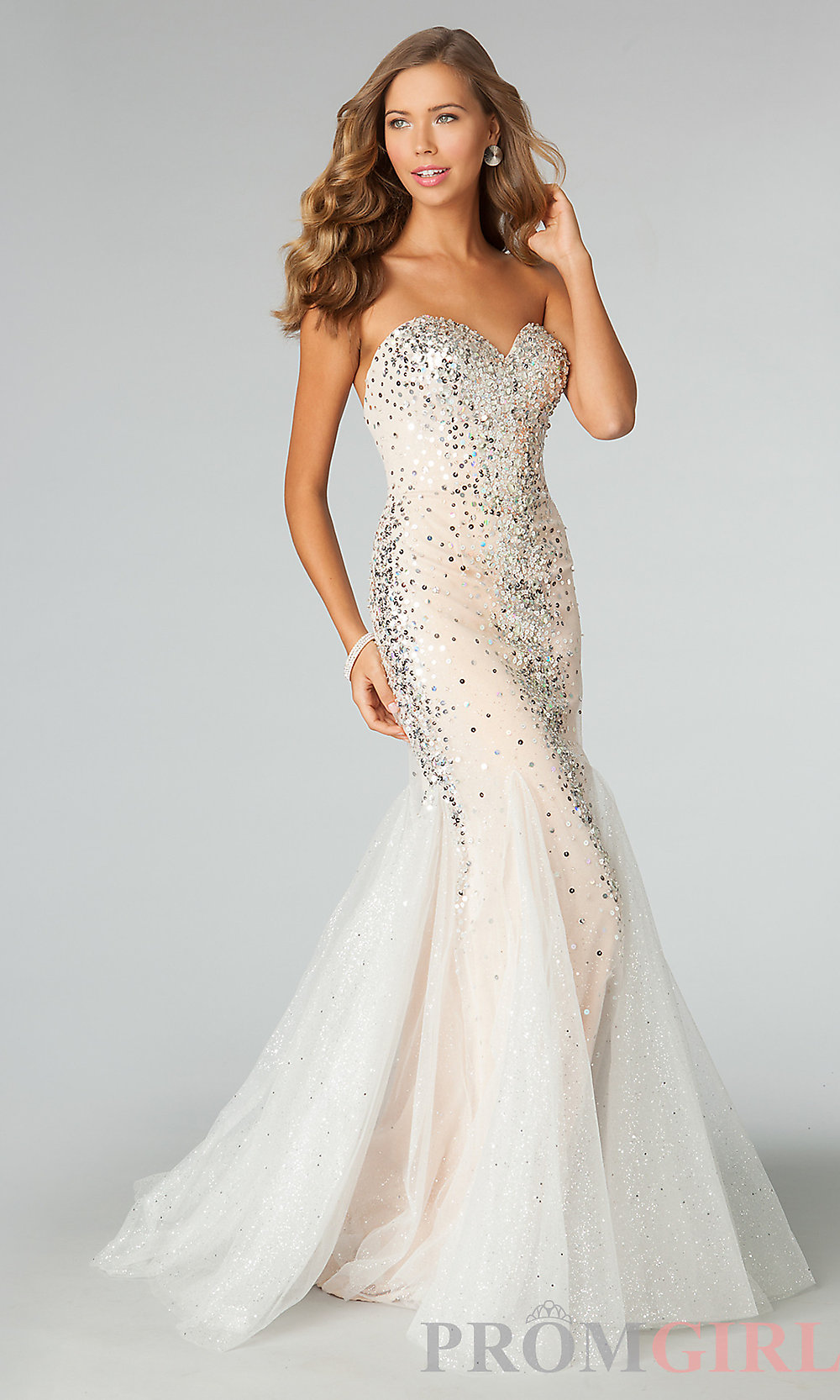 Latest Fancy Gowns, Prom and Cocktail dresses for Weddings and Parties 2014-2015 (1)