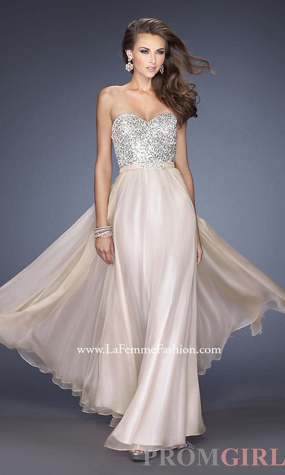 Latest Fancy Gowns, Prom and Cocktail dresses for Weddings and Parties 2014-2015 (12)