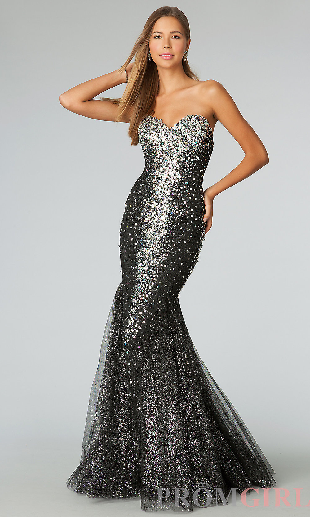 Latest Fancy Gowns, Prom and Cocktail dresses for Weddings and Parties 2014-2015 (2)