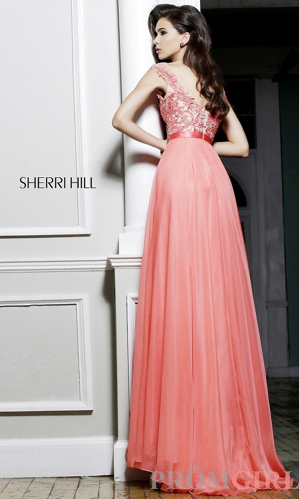 Latest Fancy Gowns, Prom and Cocktail dresses for Weddings and Parties 2014-2015 (5)