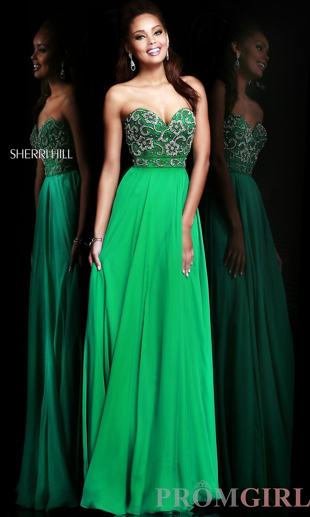 Latest Fancy Gowns, Prom and Cocktail dresses for Weddings and Parties 2014-2015 (6)