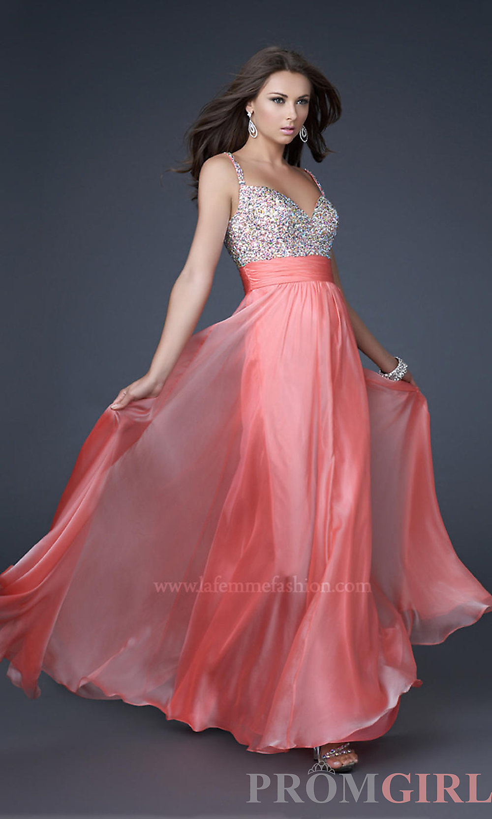Latest Fancy Gowns, Prom and Cocktail dresses for Weddings and Parties 2014-2015 (8)