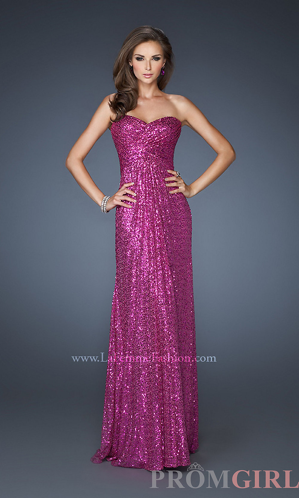 Latest Fancy Gowns, Prom and Cocktail dresses for Weddings and Parties 2014-2015 (9)