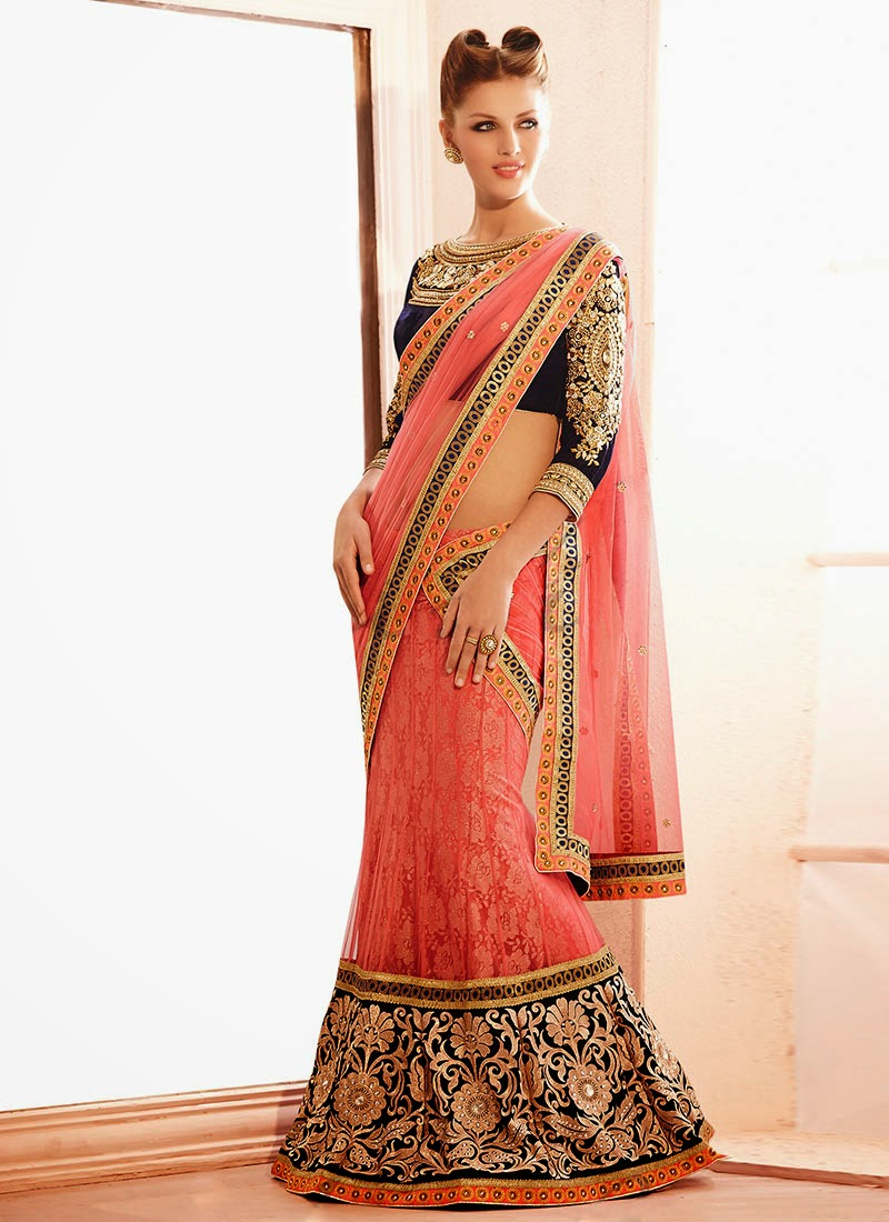 New Indian & Asian Designer Saree Collection For Weddings ...
