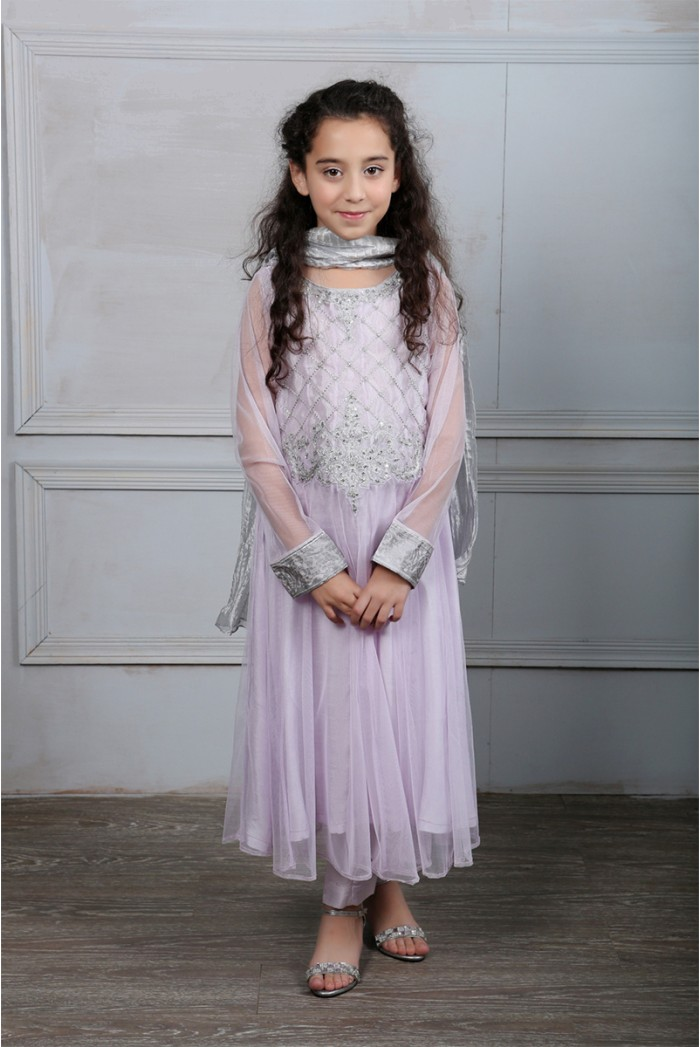 Maria B Fancy Kids Dresses Designs for Girls 2016-2017 Latest Collection (8)