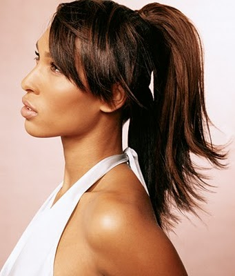 Stylish Party wear Ponytail Hairstyles for women 2014-2015 (4)