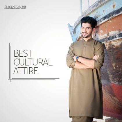 Eden Robe Latest Summer Spring Men dresses Collection 2014-2015 (1)