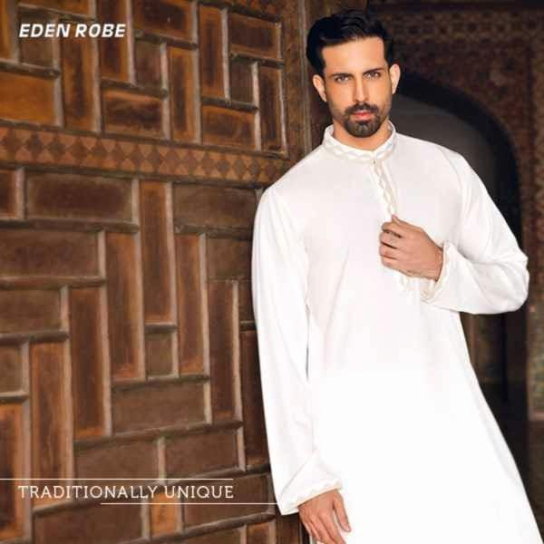 Eden Robe Latest Summer Spring Men dresses Collection 2014-2015 (3)