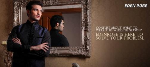 Eden Robe Latest Summer Spring Men dresses Collection 2014-2015 (4)