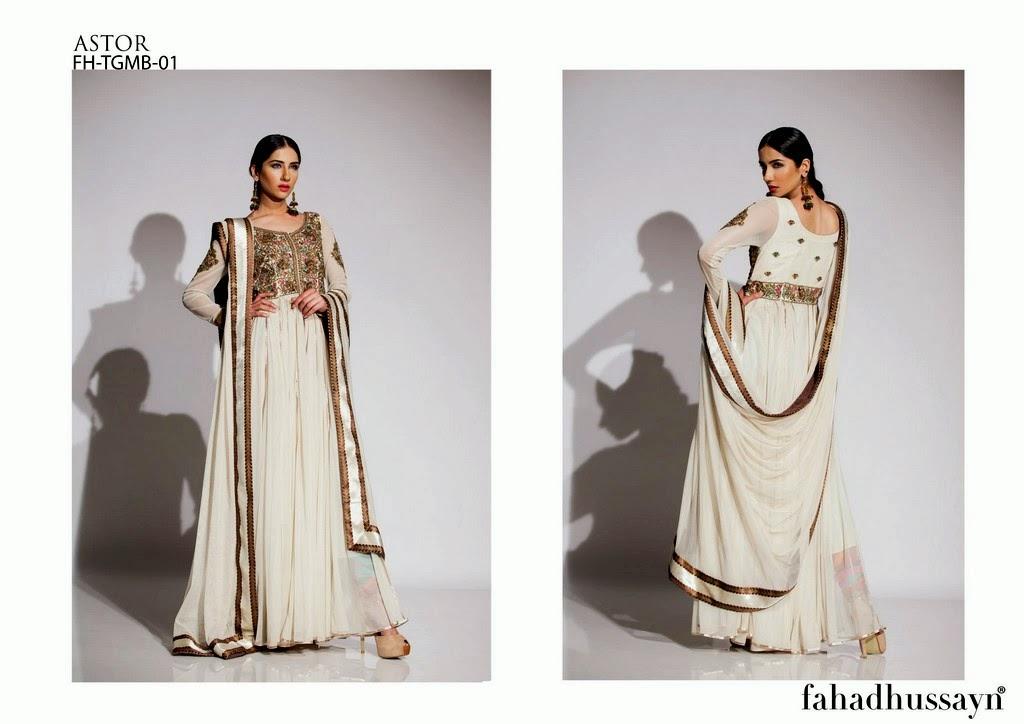 Fahad Husayn Latest Bridal dresses Collection 2014-2015 (1)