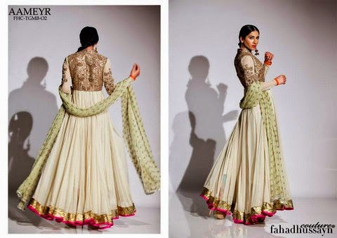 Fahad Husayn Latest Bridal dresses Collection 2014-2015 (6)