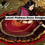 Latest Fancy Pishwas dresses Long Anarkali Frocks for Women
