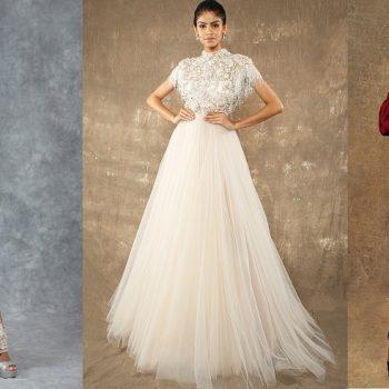Manish Malhotra Latest Fancy Dresses & Suits Designs 2021