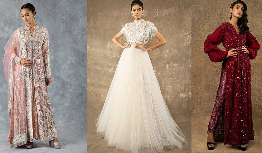 Manish Malhotra Latest Fancy Dresses & Suits Designs 2020