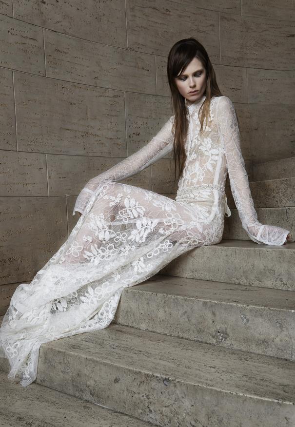 Vera wang Spring Bridal Collection 2014-2015 Wjhite wedding dresses (11)