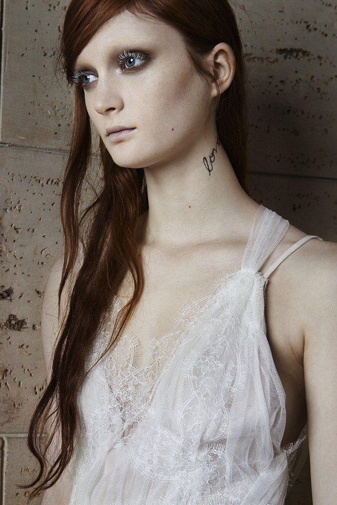 Vera wang Spring Bridal Collection 2014-2015 Wjhite wedding dresses (8)