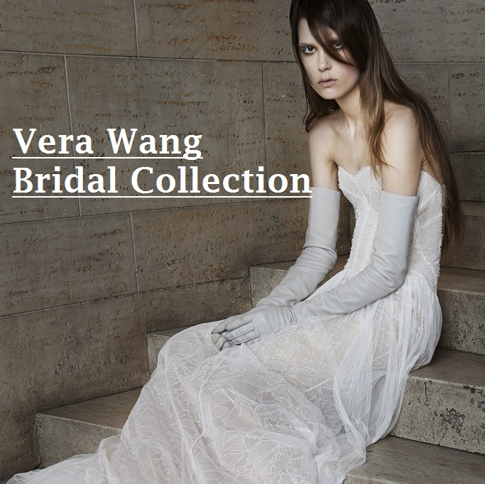 Vera wang Spring fall Bridal Collection 2014-2015 Wjhite wedding dresses