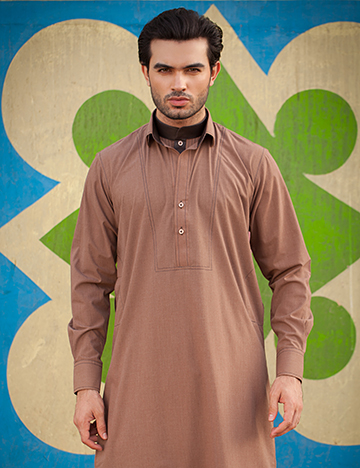 Arsalan Iqbal Men Festive Collection 2016-2017 Kurta Shalwar & Waist Coat Designs (8)