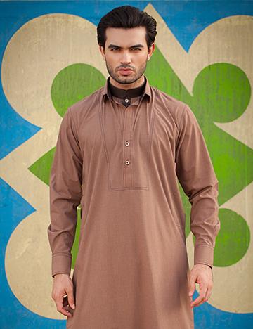 Arsalan Iqbal Men Festive Collection 2016-2017  Kurta Shalwar & Waist Coat Designs (8)
