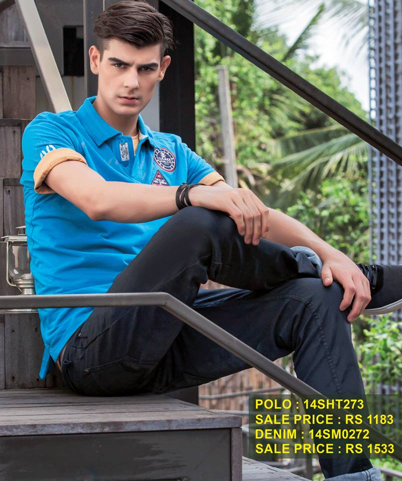 Breakout Summer Casual wear Eid ul Fitr Dresses Collection For Men & Women 2014 (15)