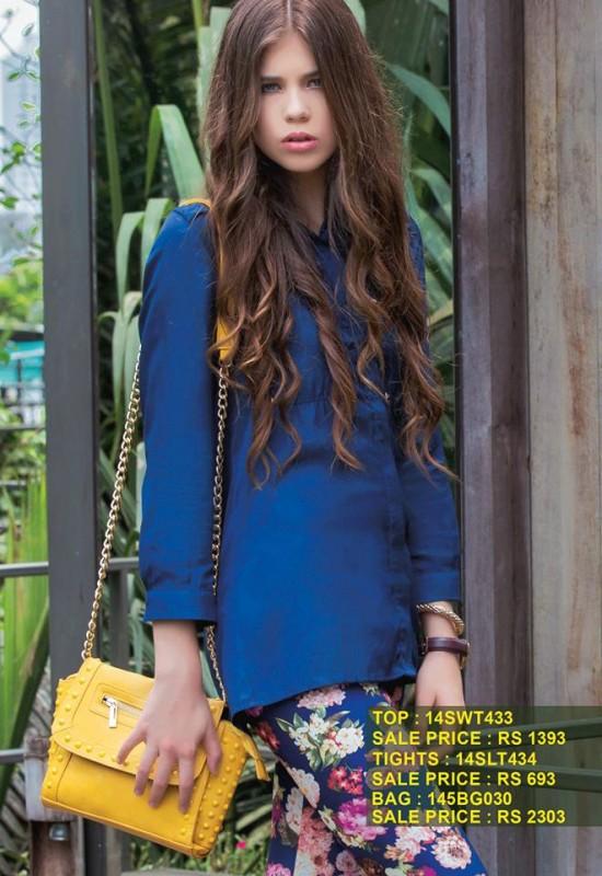 Breakout Summer Casual wear Eid ul Fitr Dresses Collection For Men & Women 2014 (2)