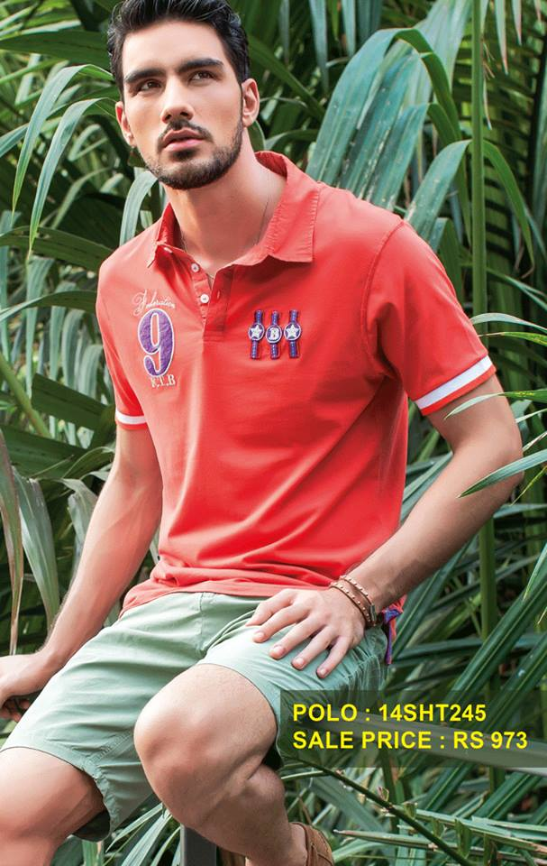 Breakout Summer Casual wear Eid ul Fitr Dresses Collection For Men & Women 2014 (3)