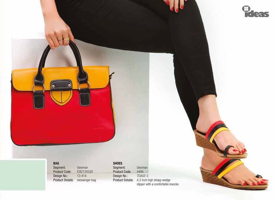 Gul Ahmed Ideas Latest Handbags & Footwear Collection for Women 2014 (1)
