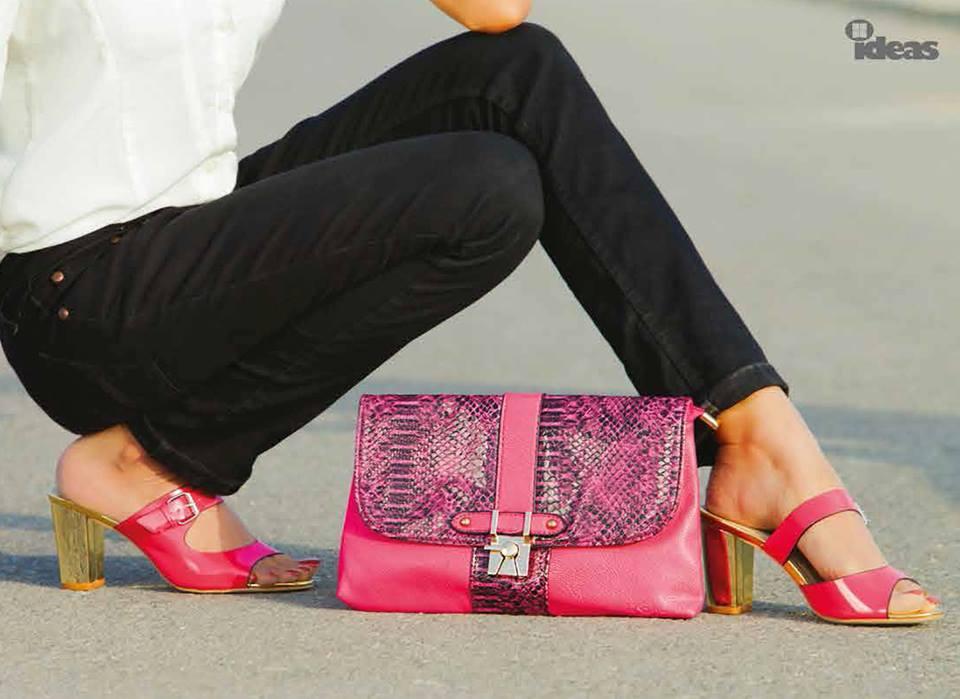 Gul Ahmed Ideas Latest Handbags & Footwear Collection for Women 2014 (10)
