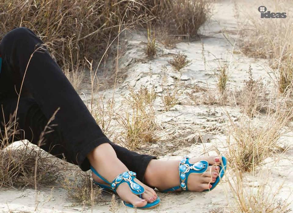 Gul Ahmed Ideas Latest Handbags & Footwear Collection for Women 2014 (15)