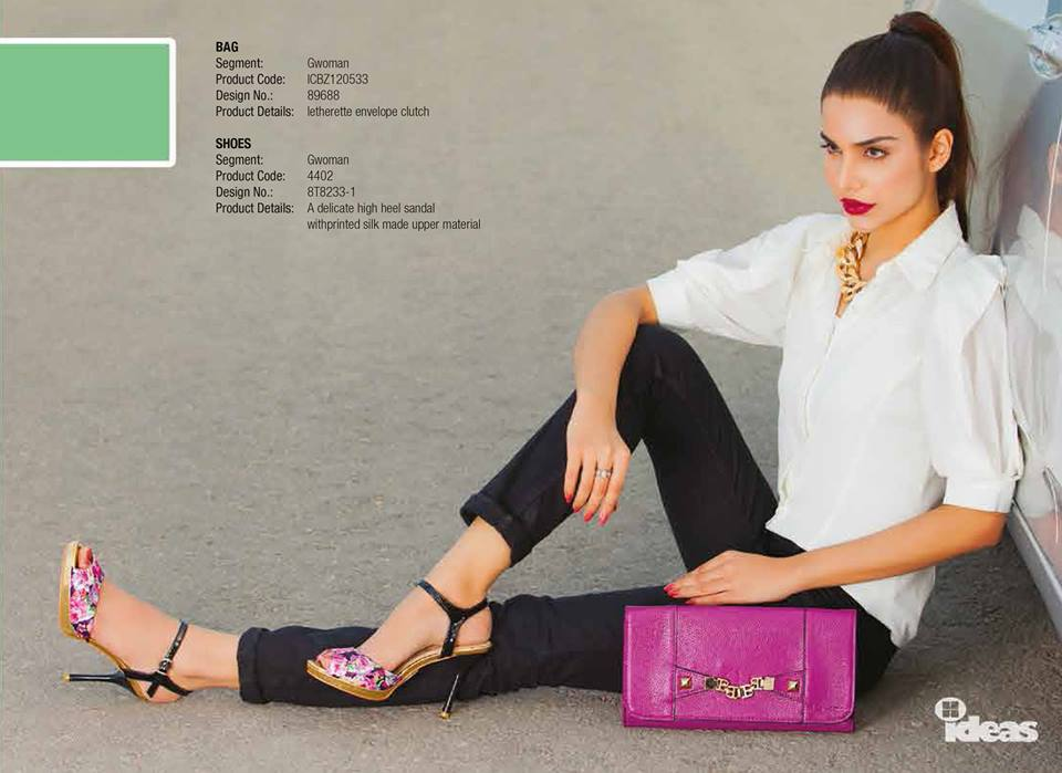 Gul Ahmed Ideas Latest Handbags & Footwear Collection for Women 2014 (21)