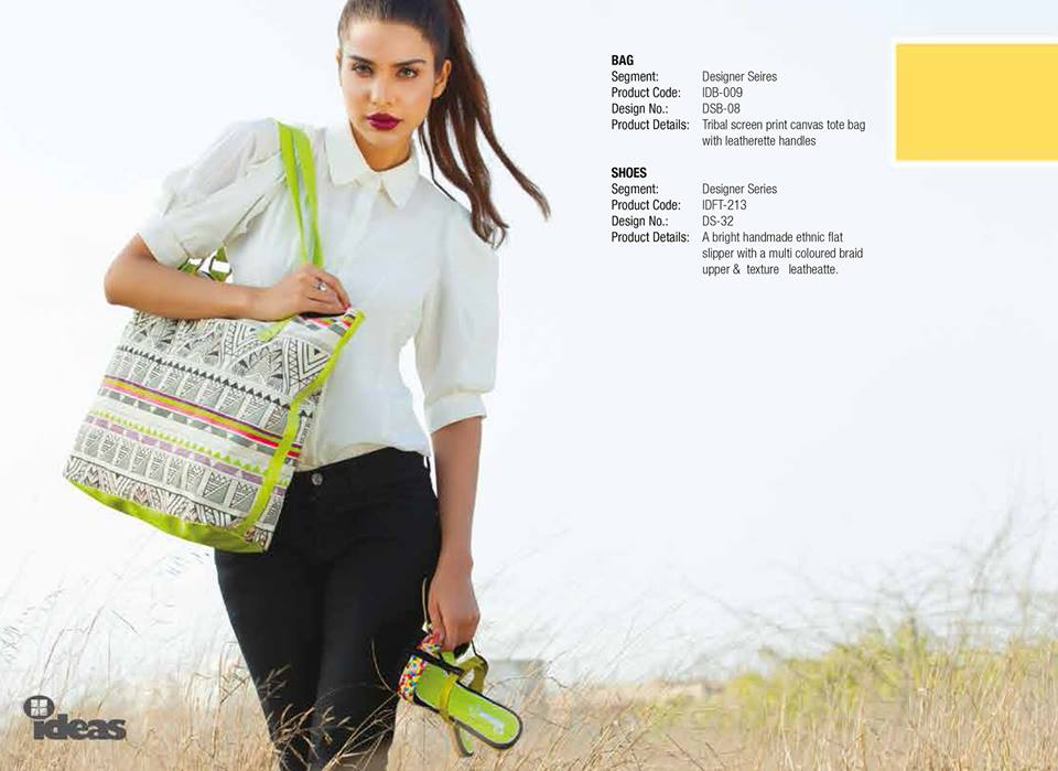 Gul Ahmed Ideas Latest Handbags & Footwear Collection for Women 2014 (5)
