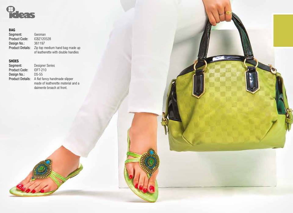 Gul Ahmed Ideas Latest Handbags & Footwear Collection for Women 2014 (6)