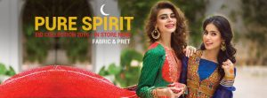 Kayseria Pret & Printed Eid Dresses Collection 2016- Pure Spirit