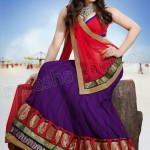 Latest Trendy & Embroidered Designs of Lehenga Choli Dresses for Women