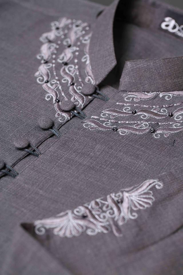 Latest Eid Collection Menswear Dresses & Kurta Designs 2014- Arsalan Iqbal (6)