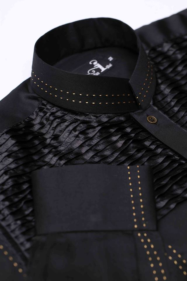 Latest Eid Collection Menswear Dresses & Kurta Designs 2014- Arsalan Iqbal (7)
